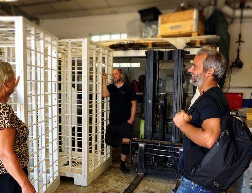 Ferrapod – ett innovativt gallersystem för en säkrare värld